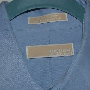 Michael Kors dress Shirt Men's LS